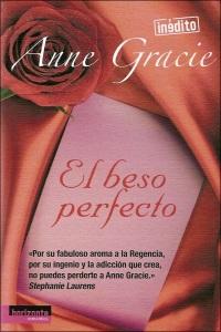 Gracie, Anne - Serie Hnas. Merridew 04 - El beso perfecto - Portada