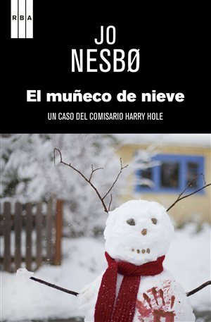 el muñeco de nieve _ Jo Nesbo