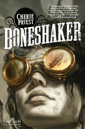 Boneshaker Cherie Priest reseña opinion