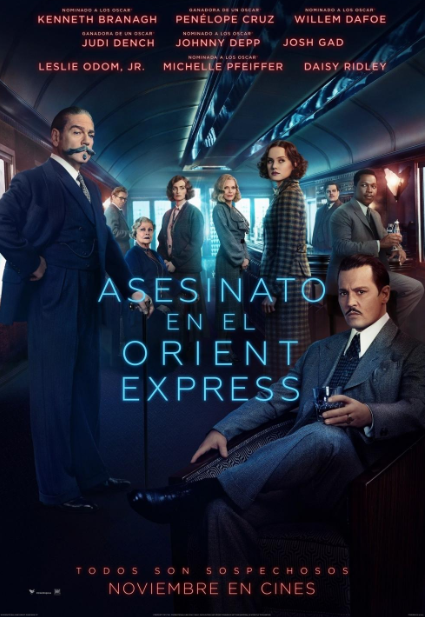 asesinato orient express