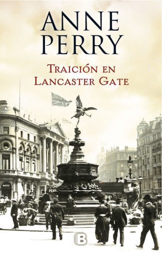 traicionenlancastergate_anne Perry