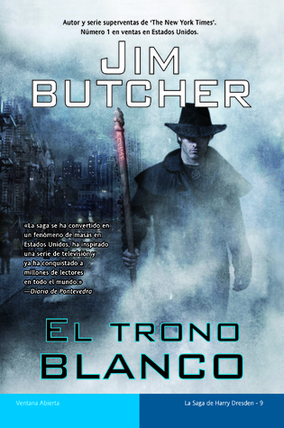 eltrono blanco jim butcher
